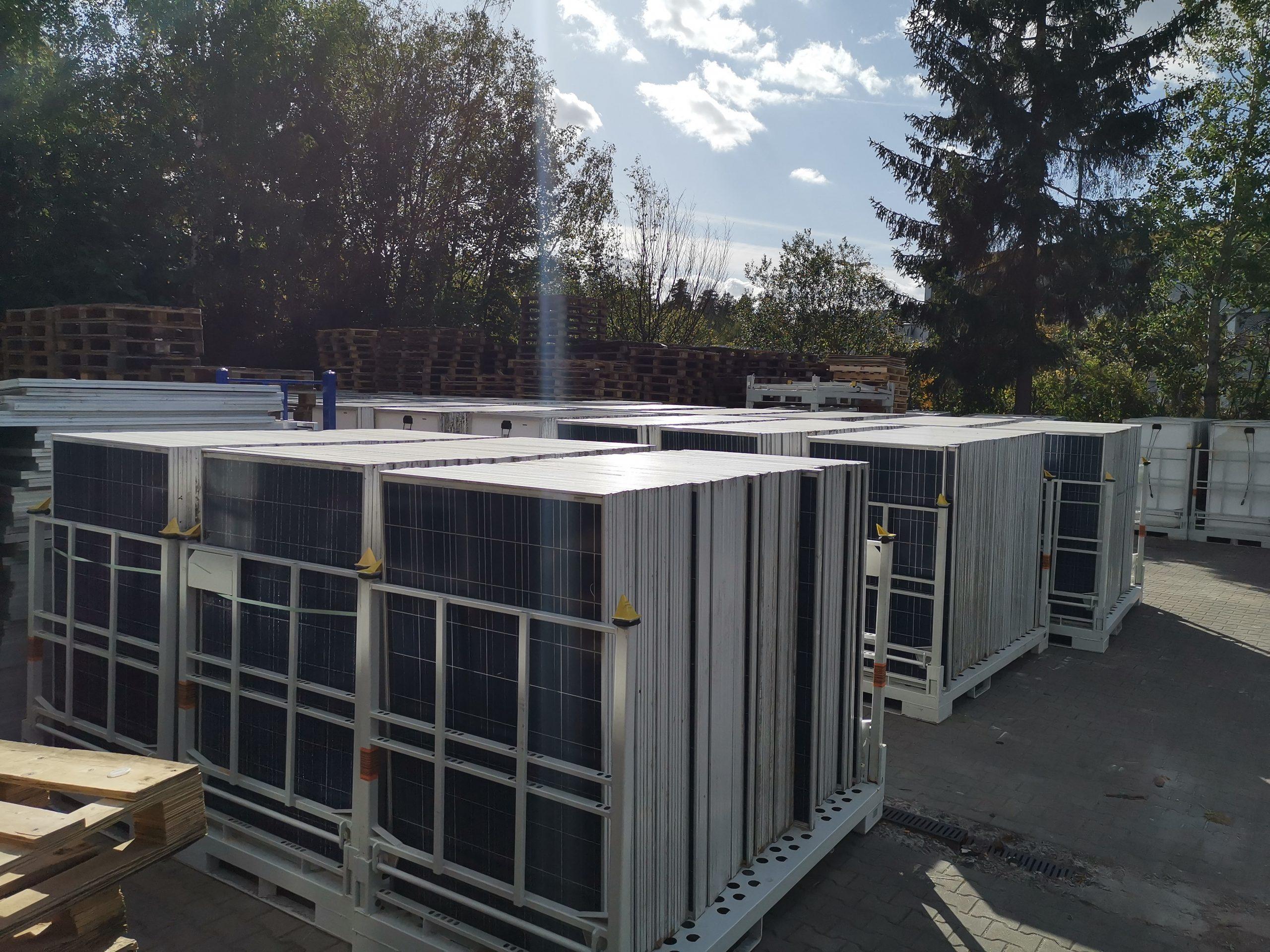 Poly 235 Watt Panels